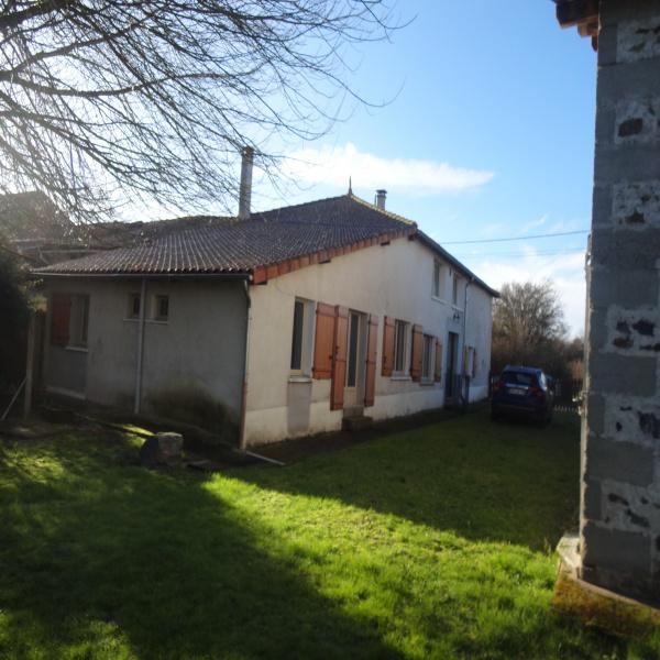 Offres de vente Maison Oradour-Fanais 16500