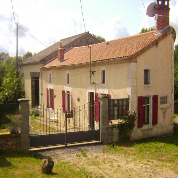 Offres de vente Maison de village Lathus-Saint-Rémy 86390