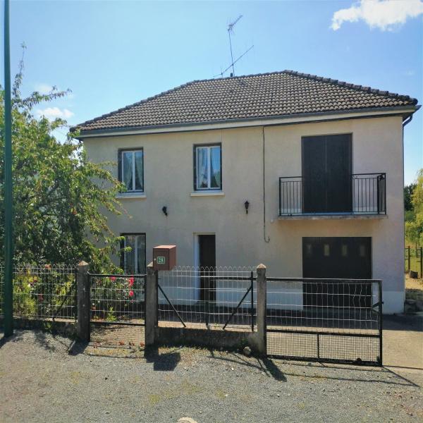 Offres de vente Maison Lathus-Saint-Rémy 86390